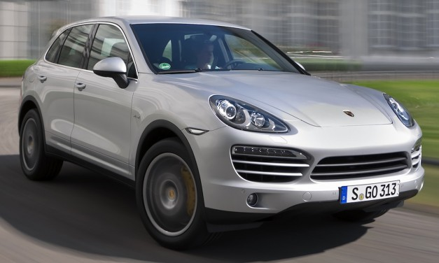 2013 Porsche Cayenne Diesel price starts at $55,750, will make public debut in NY