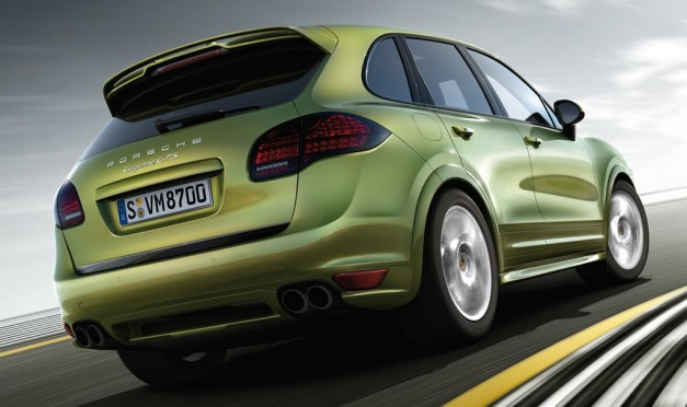 2013 Porsche Cayenne GTS price starts at $82,050