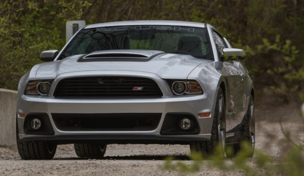 2013 Roush Mustang packages unveiled, will get up to 565-hp