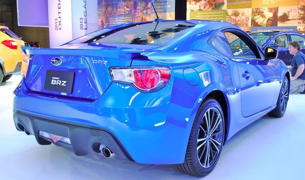 Report: Dealers asking $5,000 over MSRP for 2013 Subaru BRZ