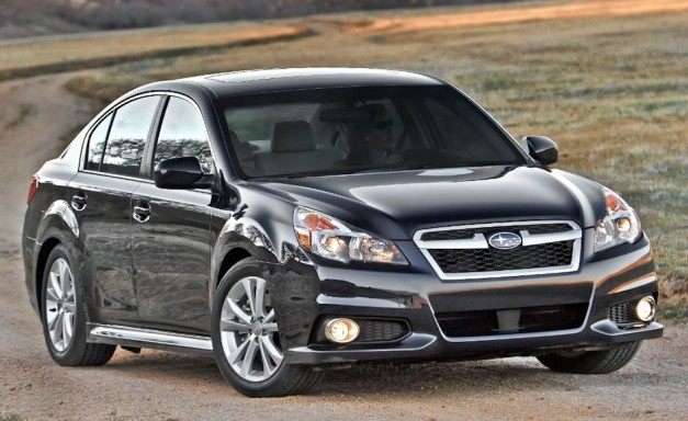 2013subarulegacy 627x384 2013 Subaru Legacy, Outback get facelifts and powertain upgrades