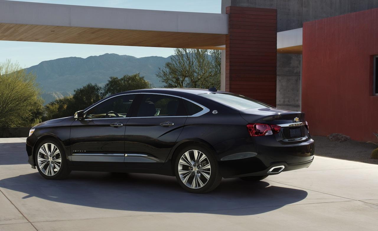 2014 chevrolet impala egmcartech. Cars Review. Best American Auto & Cars Review