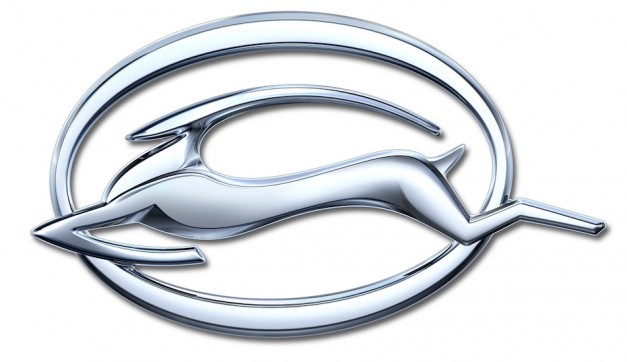 2014 Chevrolet Impala's antelope logo gets modern finish