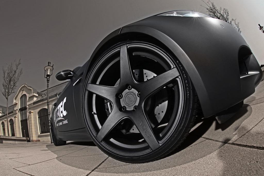 egmCarTechATT-TEC BMW M3 Cab Fisheye Wheel - egmCarTech