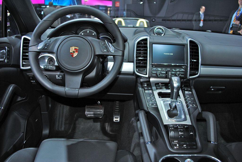 2012 New York 2013 Porsche Cayenne Diesel Egmcartech