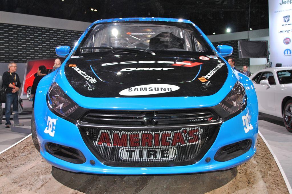 2017 New York 600 Hp Dodge Dart Rally Car