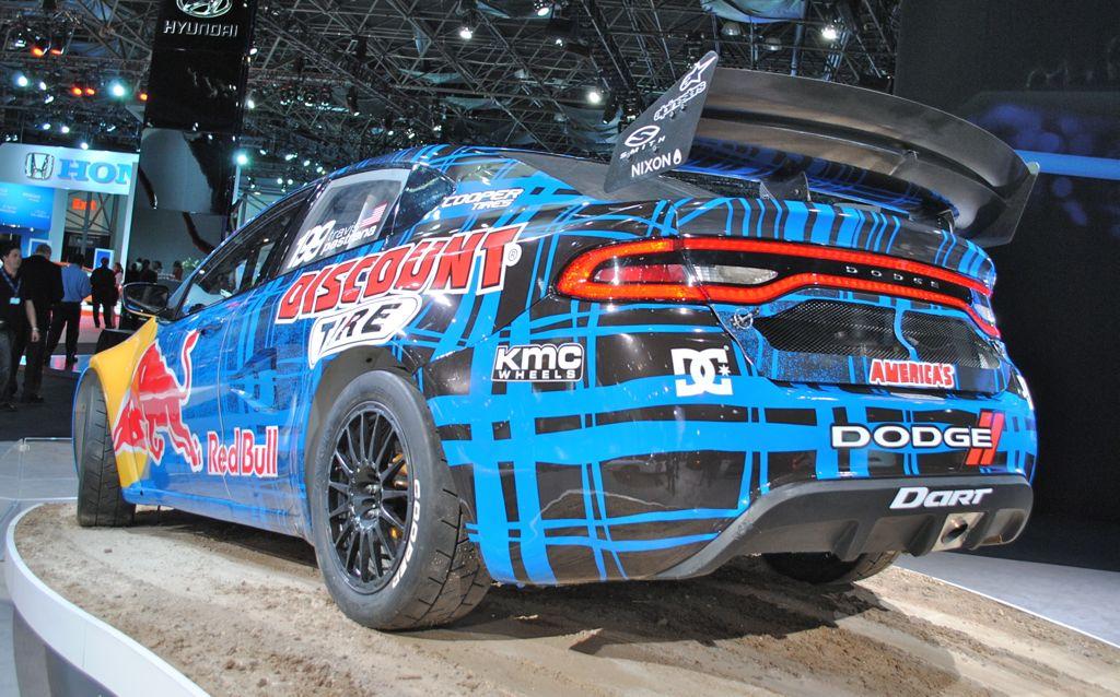 2012 New York: 600-hp Dodge Dart Rally Car - egmCarTech