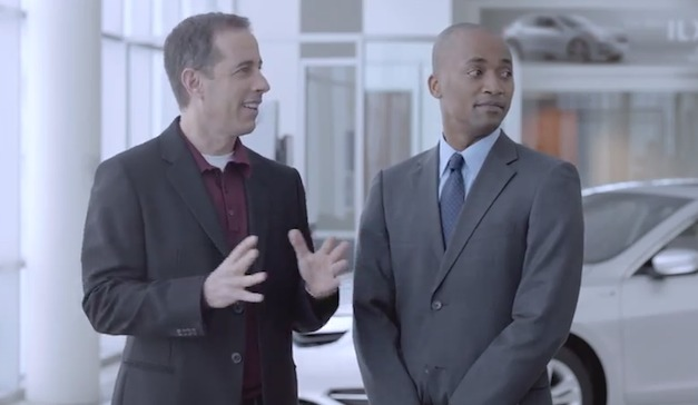 Acura apologizes after casting 'not too black' actor in NSX Super Bowl commercial