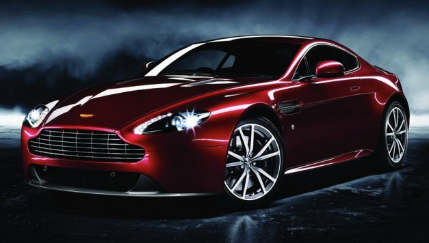 2012 Beijing: Aston Martin Dragon 88 special-edtion models debut in China, 11 new dealerships coming this year