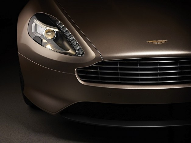 Aston Martin Dragon 88 DBS
