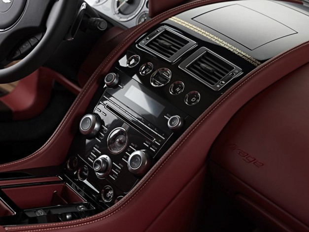 Aston Martin Dragon 88 Virage