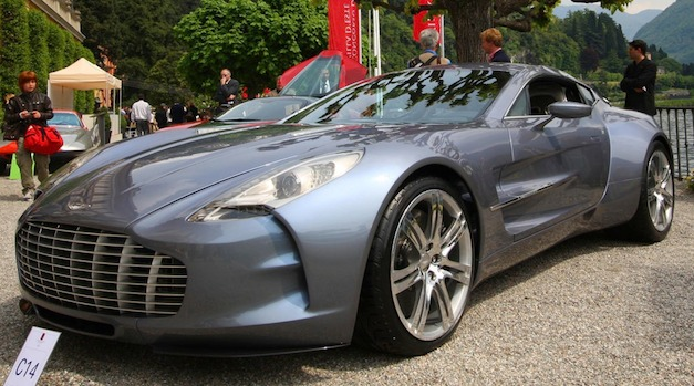 Report: Aston Martin One-77 is now totally sold out