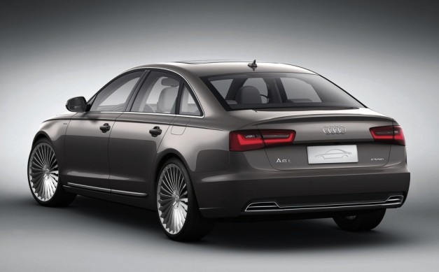 Audi A6 L e-tron Concept