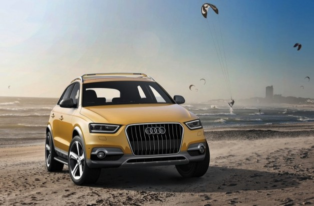 Audi Q3 Jinlong yufeng Concept
