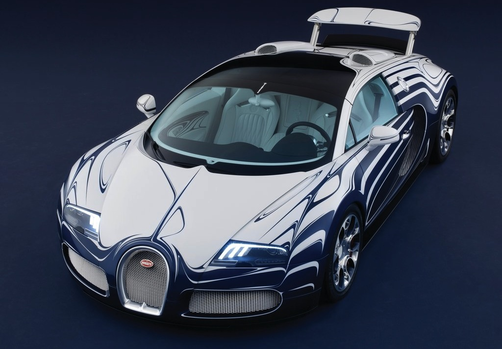 bugatti veyron grand sport l 39 or blanc egmcartech. Black Bedroom Furniture Sets. Home Design Ideas
