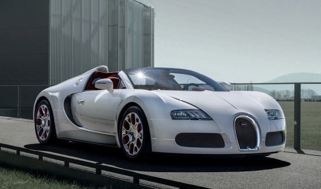 2012 Beijing: Bugatti Veyron Grand Sport Wei Long edition celebrates 'Year of the Dragon'