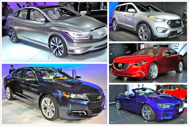 2012 New York Auto Show Top Picks