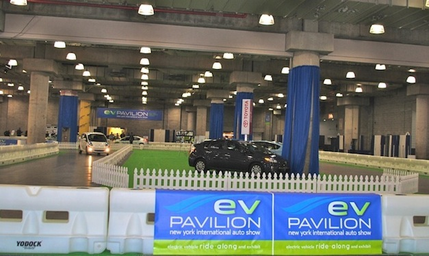 2012 New York: EV Pavilion