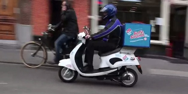 Dominoes Scooter
