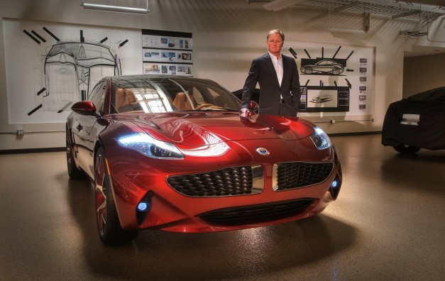 Henrik Fisker files a massive $100 million lawsuit against Aston Martin