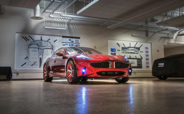 Fisker Atlantic