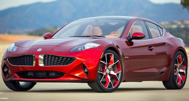 Report: Fisker will build the Atlantic sedan with or without DOE funding