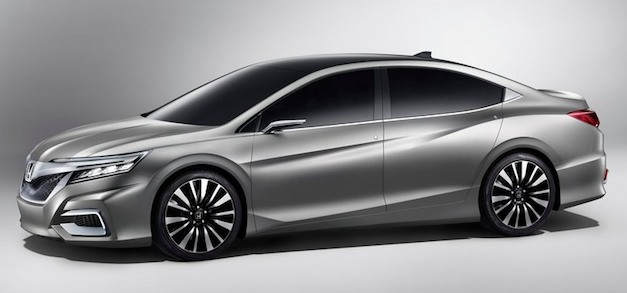 Poll: Should the Honda Concept C establish the design theme for next Accord?
