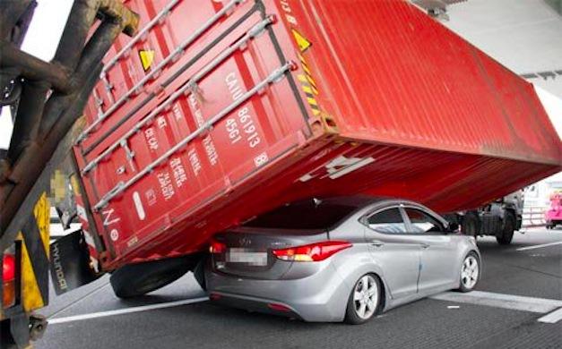 Hyundai Elantra Container