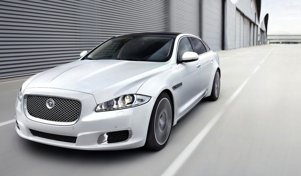 2013 Jaguar XJ Ultimate