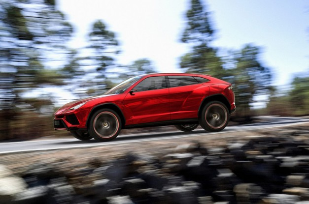 Report: No autonomous driving tech for the Lamborghini Urus