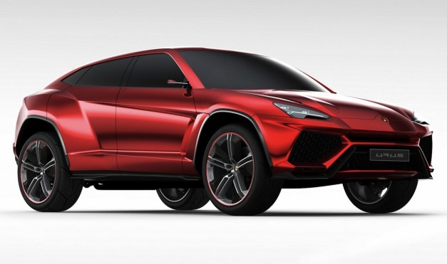 Report: Lamborghini's Urus could be powered by an Audi-sourced V8