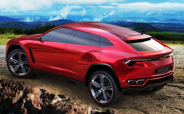 Report: Lamborghini anticipates sales hike by 2019 following launch of crossover SUV