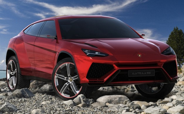 2012 Beijing: Lamborghini Urus SUV to get up to 600-hp, brand plans on selling 3,000 units annually