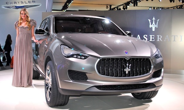 Report: Maserati Levante and Alfa Romeo SUVs to be built in Turin