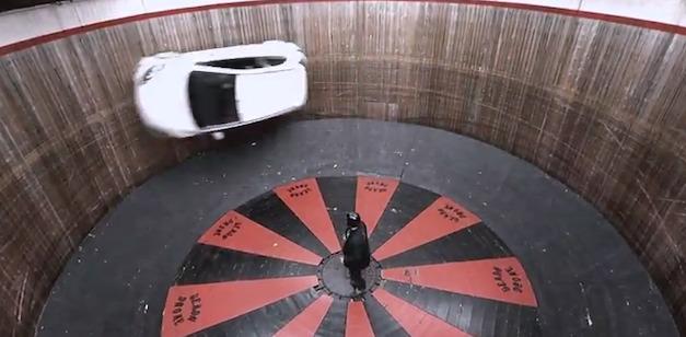 Mazda2 Wall of Death