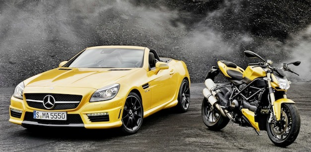Mercedes-Benz AMG ends relationship with Ducati