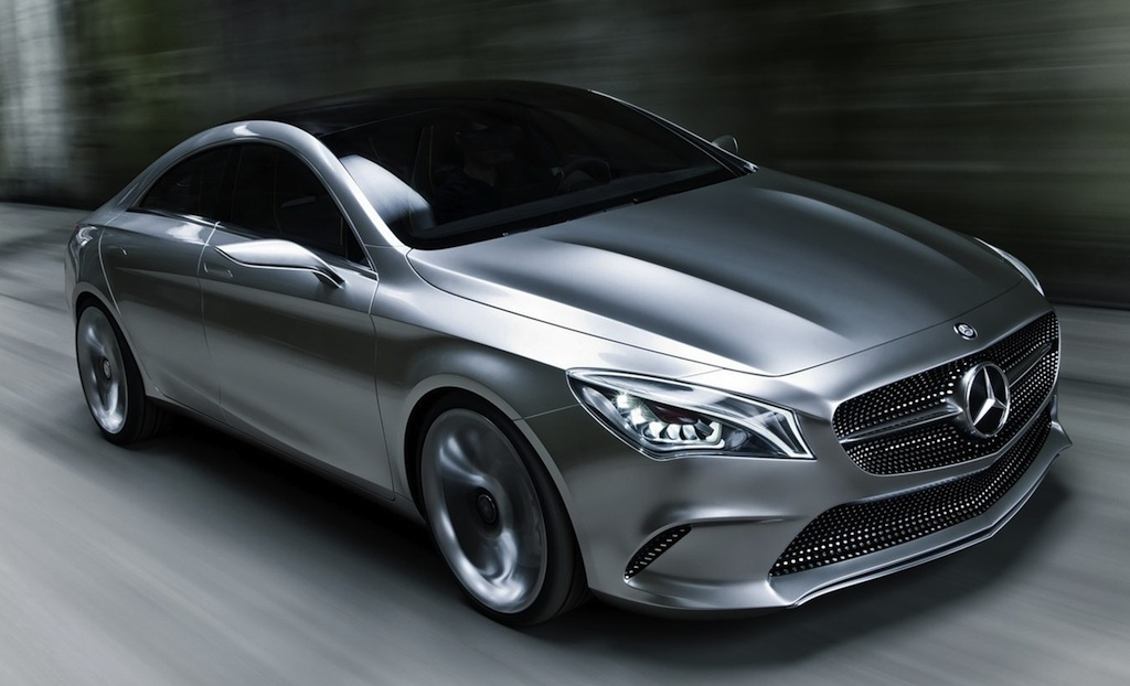 Mercedes-Benz Concept Style Coupe