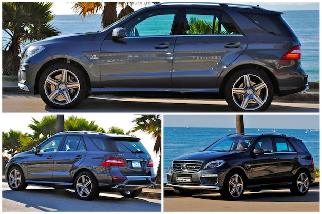 First Drive: 2012 Mercedes-Benz ML63 AMG