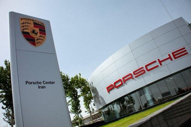 Porsche Iran