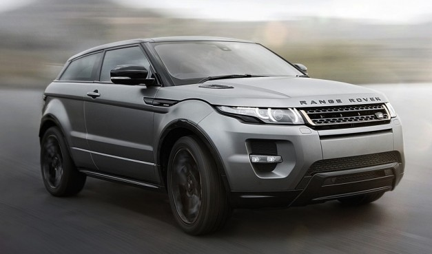 2012 Beijing: Victoria Beckham&#8217;s Range Rover Evoque Special Edition unveiled, only 5 coming to the U.S.
