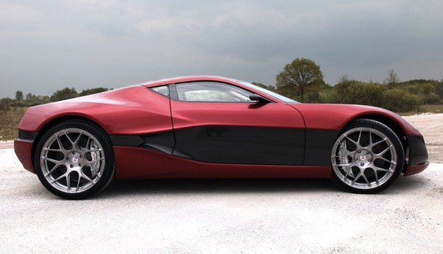 Rimac Concept_One