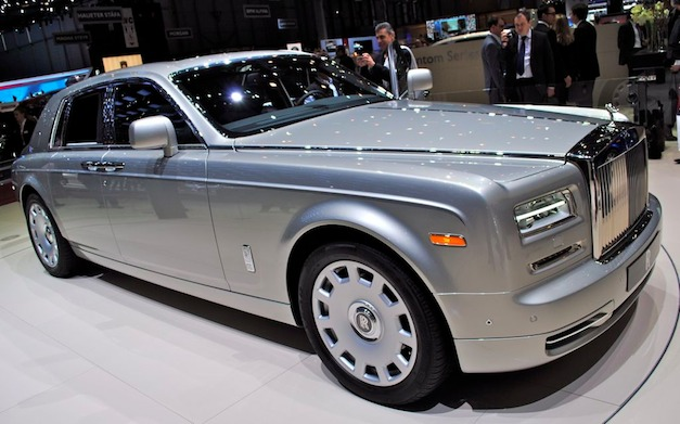 Report: Rolls-Royce owners are awesome, find electric Phantom totally 'unacceptable'