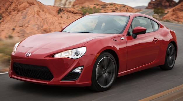 Report Scion FR S not ting turbo version Subaru BRZ