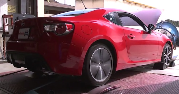 Scion FR-S Dyno Video