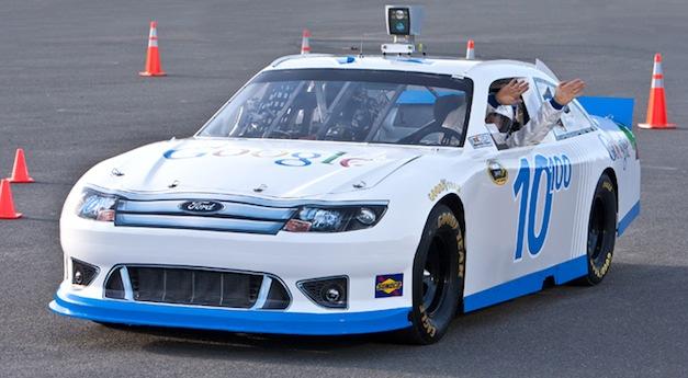Sergey NASCAR