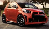 Project Pryzm Scion iQ