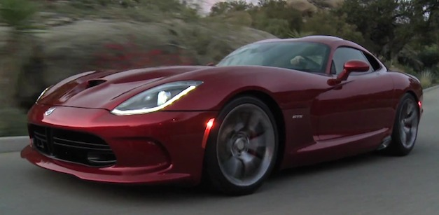 Videos: See the 2013 SRT Viper in action along with some behind-the-scene videos