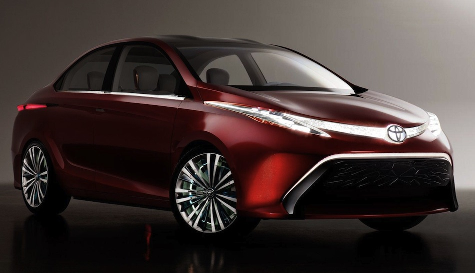 Toyota Dear Qin Concept