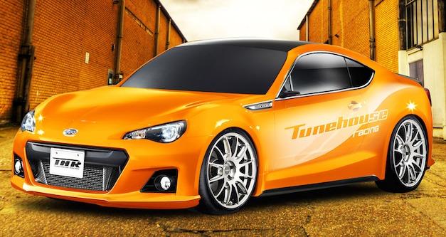 Tunehouse Subaru BRZ Teaser