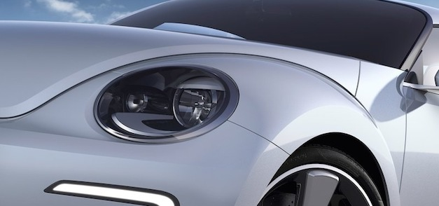 Volkswagen Beetle Convertible to debut at the 2012 Beijing Motor Show